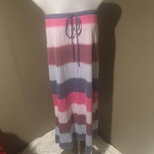Splendid Women's Stripe Tube Dress/SZ M